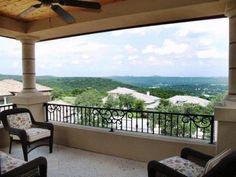 Balcony Sensation-1 - Wrought Iron Doors, Windows, Gates, & Railings from Cantera Doors