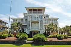 Beach House, Figure Eight Island, NC