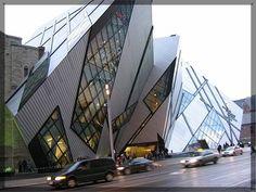 Cival engineering at its best, Toronto museum - Toronto, Canada