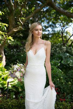 Astelia Wedding Dress - Paperswan Bride