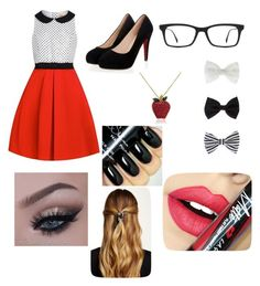 """""""Go-To Job Outfit"""" by disneylove78 on Polyvore featuring Ray-Ban, Accessorize, Amanda Rose Collection, Fiebiger, Natasha Accessories, women's clothing, women's fashion, women, female and woman"""