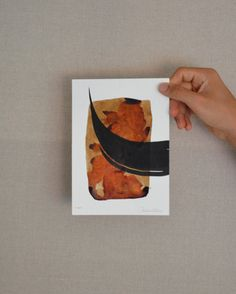 A5 Original Abstract Ink by ComArt on Etsy