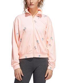 $75.0. ADIDAS ORIGINALS Jacket Adidas Women'S Floral Track Jacket #adidasoriginals #jacket #clothing Adidas Originals Pink, The Originals, Striped Jersey, Pink Jacket, Pastel Pink, Adidas Women, Hooded Jacket, Jackets For Women, Floral Prints
