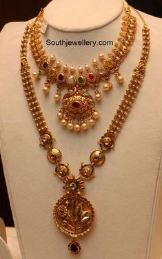 navratna_mango_necklace.jpg (938×1490)
