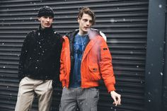 New York Fashion Week: Men's (Ene.