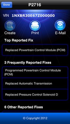15 Best BlueDriver OBD2 Bluetooth Scan Tool images in 2012
