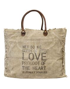 """""""Seeds of Love"""" Tote Bag"""