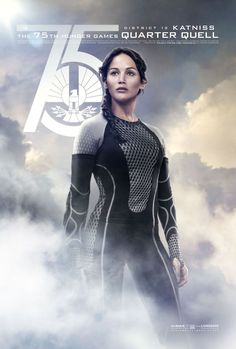 Katniss | Poster The 75th Hunger Games - Quarter Quell