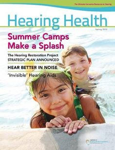 Jed Kwartler, MD, Director of the Ear Speciality Center at Summit Medical Group, is a featured expert in the Spring 2012 issue of Hearing Health Foundation magazine, in the page 36 article 11 Surprising Medical Causes of Hearing Loss.