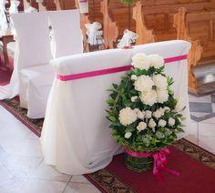 Alejka ślubna Pink Way