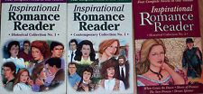 Inspirational Romance 3 Readers, Historical & Contemporary ~ 12 Stories =1380 pg