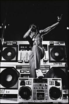 LL Cool J, 1985. Photo by Lawrence Watson...this pic is AWESOME!