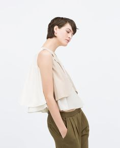 ZARA - COLLECTION SS15 -