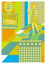Affiche réalisée par l'Atelier Cyan.