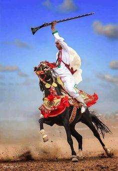 Moroccan Fantasia :D #Morocco #Fantasia #FMWL