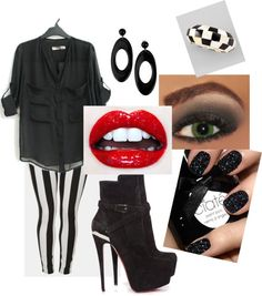 """""""Date Night"""" by brownfox1 on Polyvore"""