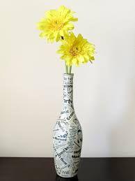 wine bottle vases - Google Search