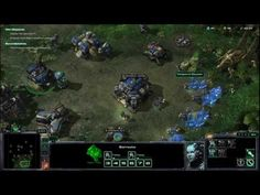 Starcraft 2 wings of liberty walkthrough HD part 8   Welcome to the jung...