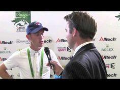 WEG showjumping: Scott Brash talks to H&H [VIDEO]