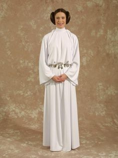 Princess Leia costume info