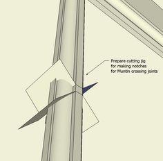 Making a Window Sash or Breakfront Cabinet Door - FineWoodworking