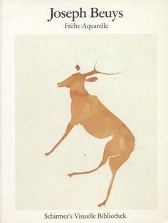 ヨーゼフ・ボイス Joseph Beuys 1989年 1冊 独語
