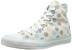 Converse Chuck Taylor All Star Polka Dot Hi
