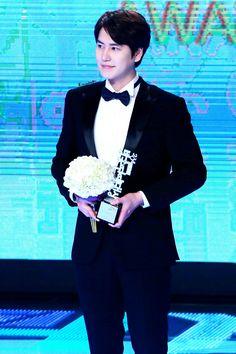 141229 MBC Entertainment Awards 2014 - Kyu [RememberM] - Imgur