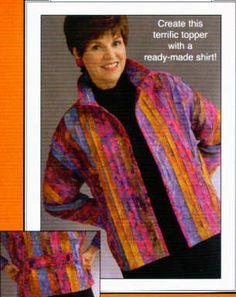 cute jacket pattern