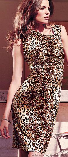Sexy Leopard Dress | Victoria's Secret