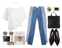 """""""LE SPECS"""" by mariimontero ❤ liked on Polyvore featuring Whistles, Acne Studios, Red Herring, Alxvndra, Monki, Le Specs, Bobbi Brown Cosmetics, Le Labo and H&M"""