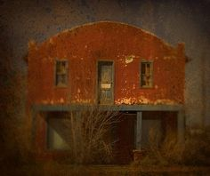Available for sale from Contessa Gallery, Jack Spencer, West Texas Store Archival Pigment Print with Mixed Media Glaze, 36 × 43 in Heart Photography, Color Photography, Artsy Photos, Artwork Images, Encaustic Art, Through The Looking Glass, Great Shots, Photo Colour, Dark Backgrounds