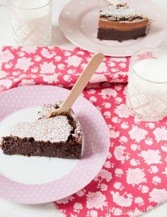 The Sweetest Taste: Tarta de chocolate sin harina