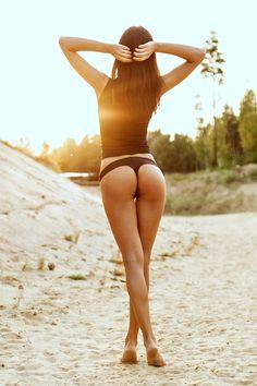 Ass beach girls free Butt pictures