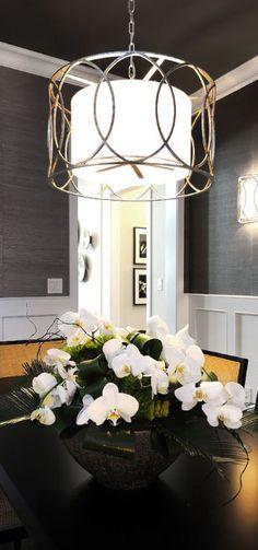 Atmosphere Interior Design Contemporary Dining Room