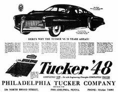 Best Cars Web Site - Carros do Passado - Tucker Torpedo