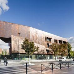 BasaltArchitecture architectes #copper #cuivre, #rame, #kupfer, #cobre