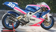 ROC Yamaha 500 GP Dominique Sarron – ICONIC RACING MOTORBIKES . MOTOS DE COURSE D'EXCEPTION