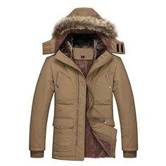 Herren Casual Mantel mit Kapuze Winterjacke mit Kunstpelz, 50,khaki Fashion Season http://www.amazon.de/dp/B00OVTZXDA/ref=cm_sw_r_pi_dp_hFEtub0RQE4X6