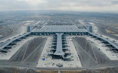 Istanbul International Airport started to operate as the world's largest airport. Here is all you need to know about Istanbul International Airport. Istanbul International Airport, Istanbul New Airport, Istanbul City, Travel Essentials For Women, Packing Tips For Travel, Travel Goals, Turkish Airlines, Hagia Sophia, Airport Design