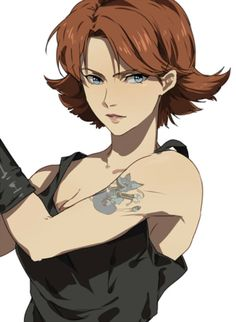 Metal Gear Solid | Meryl Silverburgh