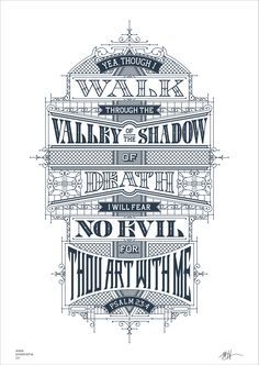 One of my fav lines! - I found this on www.posterama.co