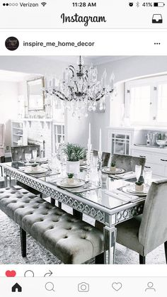 Dining room z gallerie