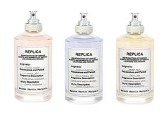 Maison Martin Margiela Replica Perfumes - Flower Market, Funfair Evening, Beach Walk