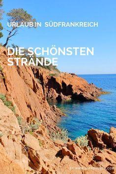 Wo sind die schönsten Strände Frankreichs? Ob azurblaue Badebuchten am ockerfarbenen Esterel Gebirge, den Calanques- Fjordähnliche Buchten zwischen Cassis und Marseille, den legendären Sandstränden wie Pampelonne bei St.Tropez oder grünen Bade Oasen mitten in der Provence. Die Auswahl an schönen Stränden in (Süd) Frankreich ist riesig und für jeden Geschmack ist etwas dabei. Hier unsere persönliche Auswahl der schönsten Strände der Côte d'Azur.