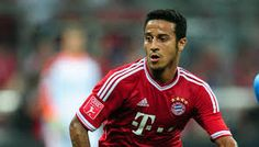 German football giants Bayern Munich have announced that midfielder Thiago Alcantara will be sidelined for a period of three to four weeks after suffering a right ankle injury while on international duty with Spain last Friday against England. Champions League, Real Madrid, Arsenal, Poker, Football, Stars, Munich, Period, German