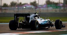 F1   GP Abu Dhabi, libere 2: Hamilton-Rosberg, è una questione di millesimi