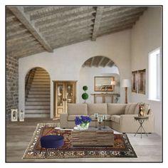 """HOME INTERIOR!!!"" by kskafida ❤ liked on Polyvore featuring interior, interiors, interior design, home, home decor, interior decorating, John-Richard, Improvements, Jamie Young and Pomeroy"