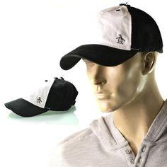 Penguin Original Musungwear Hat Mens Jersey Lid Baseball Cap One Size NEW   | Get Dressed at http://ImageStudio714.com http://stores.ebay.com/ImageStudio714