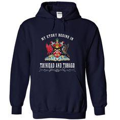 Trinidad and Tobago - T-Shirt, Hoodie, Sweatshirt